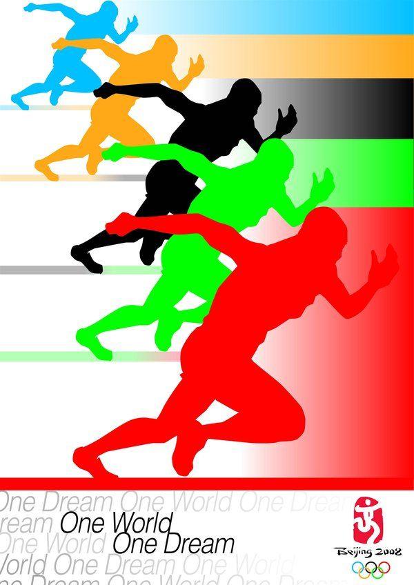 Olympic Poster Beijing 2008