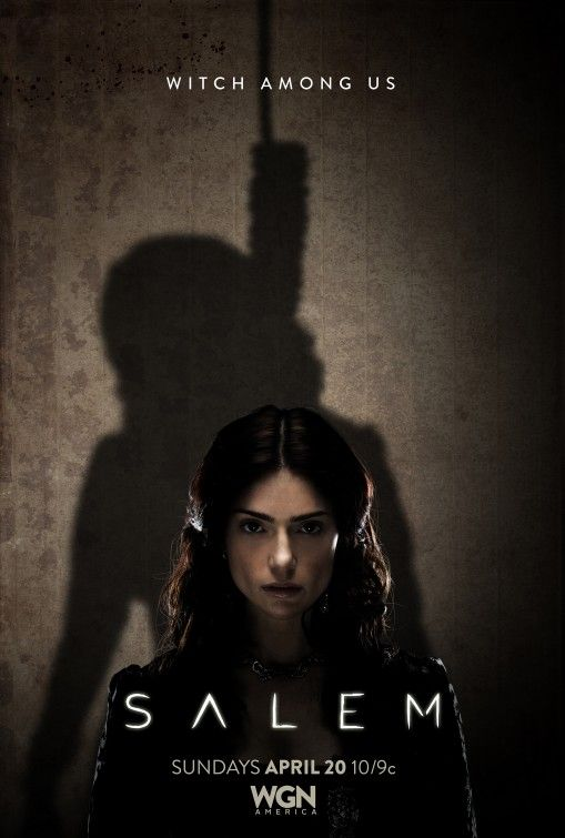 """Salem,"" Sundays on WGN.  What is it with me and gothic horror shows???"