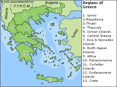 map of greece contains many maps of greece and city maps to help you plan your holiday to greece