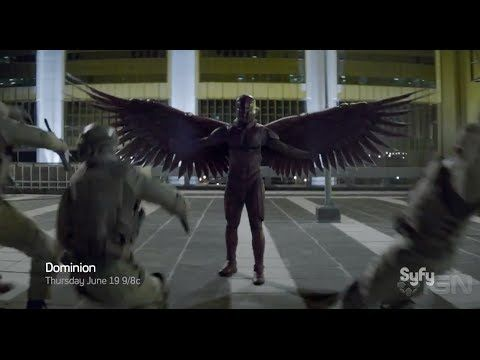 Dominion - Tv Series Promo Trailer 2014 HD - YouTube