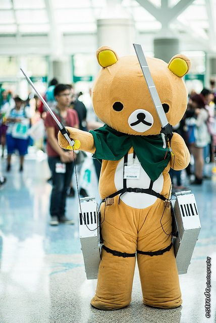 Attack on Titan - Anime Expo 2013