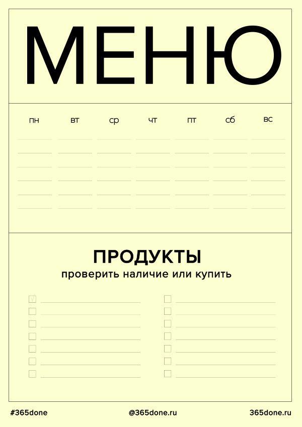 Как что-то сделать: полезные чеклисты и готовые списки.
