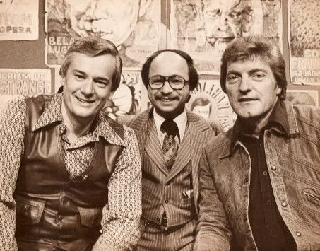 Big Chuck [Shadowski] and Little John [Rinaldi] and Hoolihan [Bob Wells] - Local Cleveland, Ohio personalities
