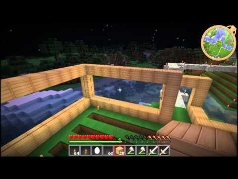 PLANETA VEGETTA: PASANDO UNA NOCHE DIFICIL (MINECRAFT PC) - YouTube