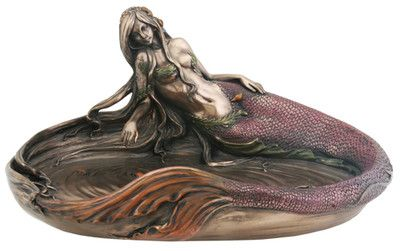 Mermaid Soap Dish - beautiful