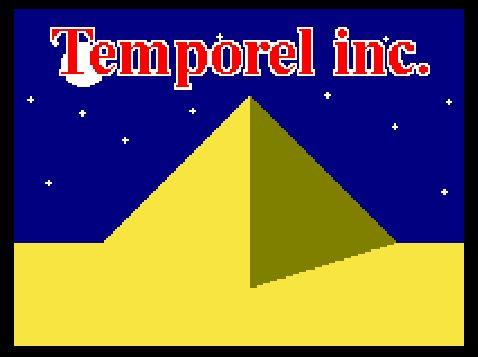 temporel inc. logo page
