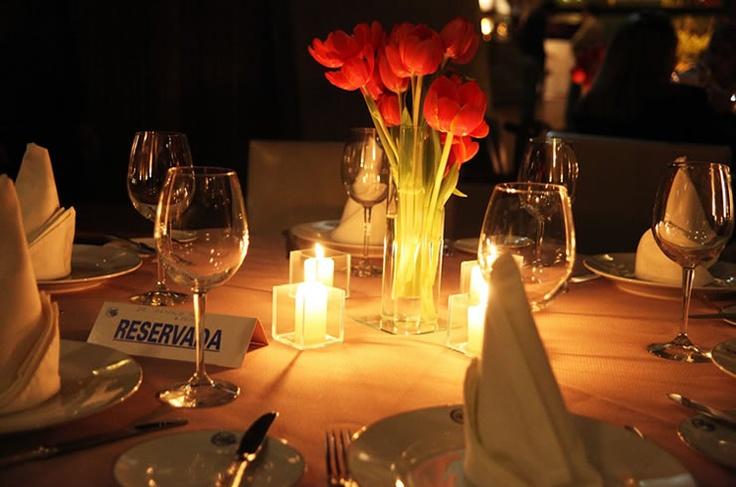 5 dicas para um jantar à luz de velas