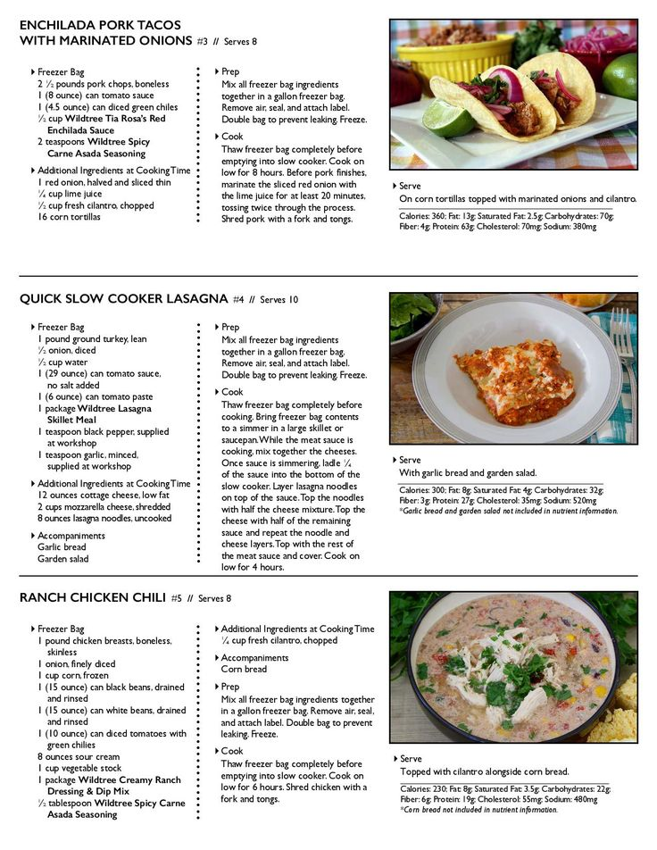 44 best wildtree workshop options images on pinterest Quick and healthy slow cooker recipes