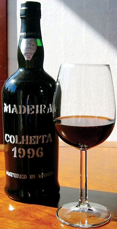 Madeira...heehee yep this is how we came up with her name!