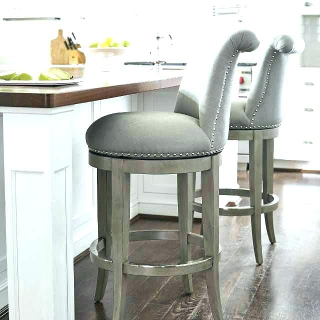 Upholstered Counter Height Bar Stools Counter Height Stools Swivel