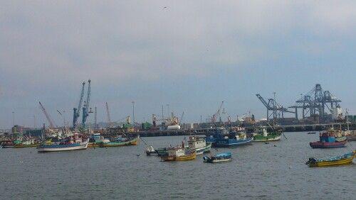 San Antonio port