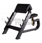 Seated Preacher Curl  Dimensions (L×W×H):     132cm × 84cm × 97cm   For more info visit: http://www.gymandfitness.com.au/diamond-series-seated-preacher-curl.html