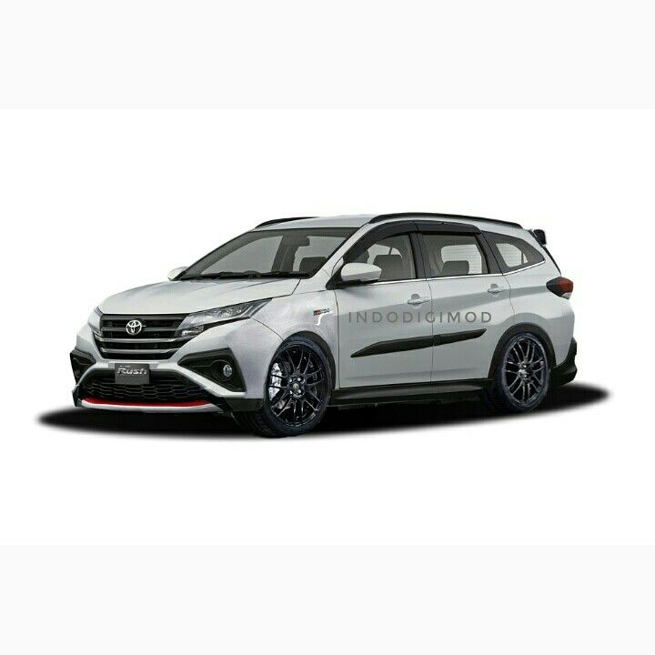 2018 Toyota Rush GRMN