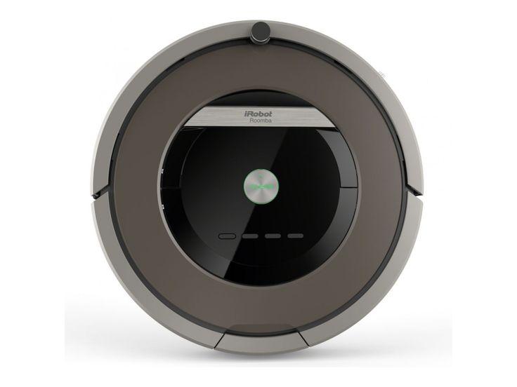 Irobot Roomba 870, letisztult forma.