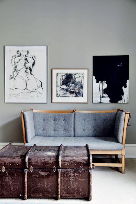 Mig & min bolig: Mette Brøchner-Mortensen fra Brøchner Hotels - Boligliv