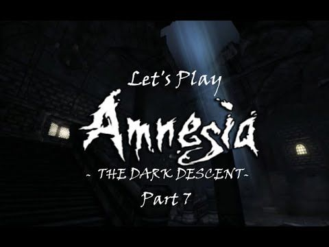 Running from an invisible water monster (The Kaernk) and closing many doors feature in this part as Geek_Aflame finishes the Cellar Archives and then takes on the Archive Tunnels, Back Hall.  #AmnesiaTheDarkDescent  #Amnesia #letsplay
