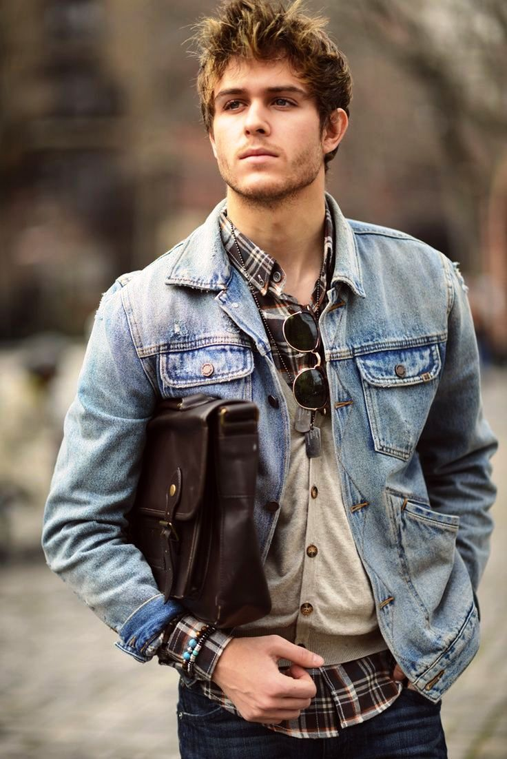 15 Rugged Mens Fashion