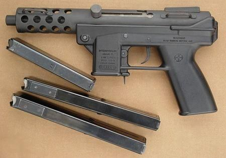 intratec 9mm smg guns ammos pinterest. Black Bedroom Furniture Sets. Home Design Ideas