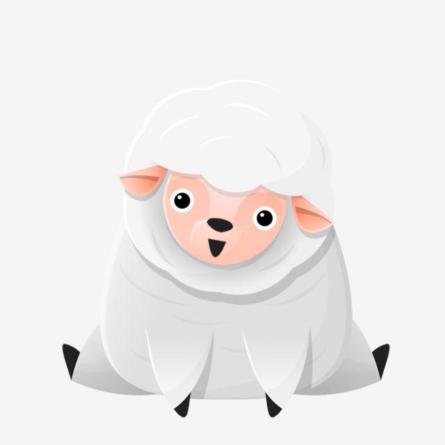 خروف خروف من ناحية رسم خروف مرسومة باليد خروف أبيض الأغنام المرسومة كرتون الخروف كارتون الأغنام Png وملف Psd للتحميل مجانا Sheep Cartoon How To Draw Hands Cute Sheep