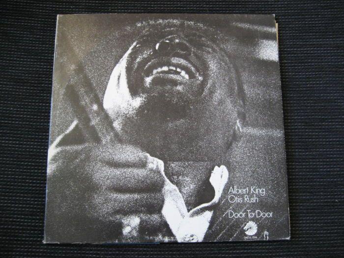 Catawiki online auction house: Otis Rush- 3 rare vinyl LP:s