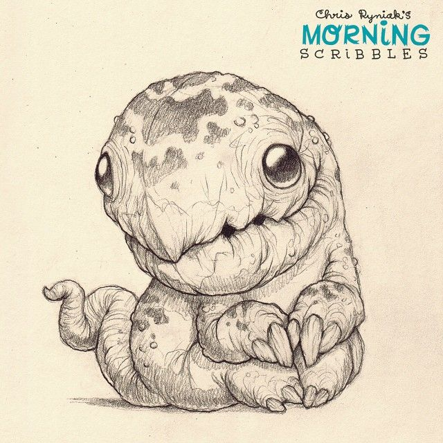Dino-terrapin pup. #morningscribbles