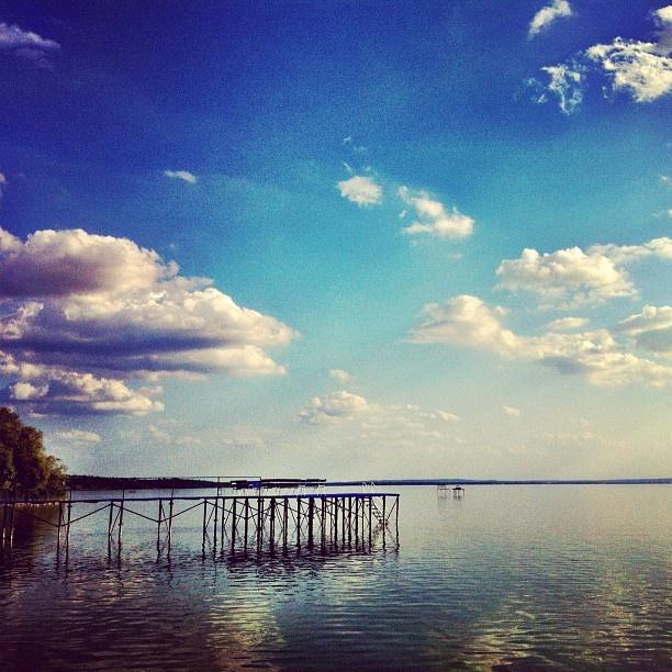 lake Balaton in Hungary - @gabber72 | Instagram
