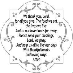 25+ best ideas about Short thanksgiving prayer on Pinterest ...