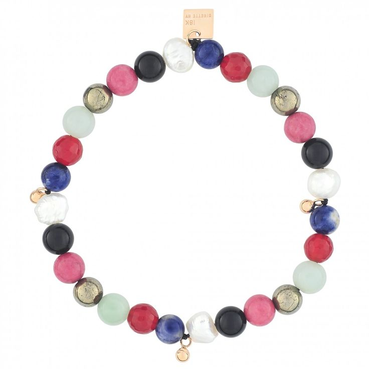 elastic bracelet multi
