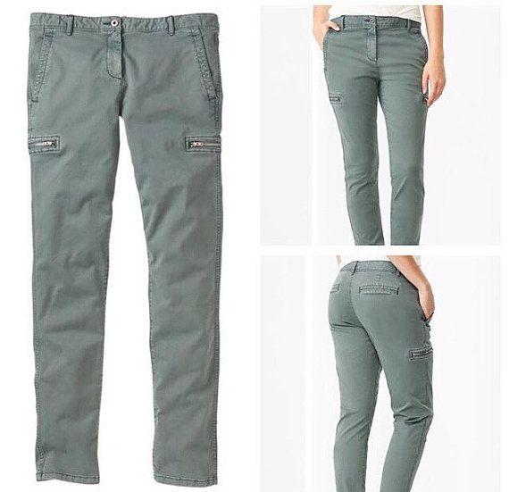 NuKi Khaki Pants by ShopNuKi on Etsy