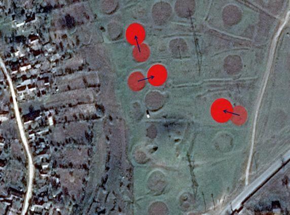 Locuinţele care se suprapun au diametre mai mari faţă de cele suprapuse; aceeaşi observaţie se poate face şi în cazul locuinţelor apropiate, grupate două câte două. Acest fapt demonstrează tocmai continuitatea desfăşurării activităţilor unei aşezări în interiorul aceluiaşi perimetru, dar şi evoluţia locuinţelor circulare de la neolitic spre epoca bronzului (în cazul Corrstown) sau chiar epoca fierului (în cazul Seimeni).
