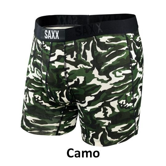 Saxx Vibe Boxer  Camo! who doesn't hunt in their SAXX?