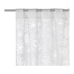 Renate Ljuv Áttetsző Függöny 1 Pár Fehér In 2018 Home Decoration Refreshing E Pinterest Curtains Sheer And Ikea