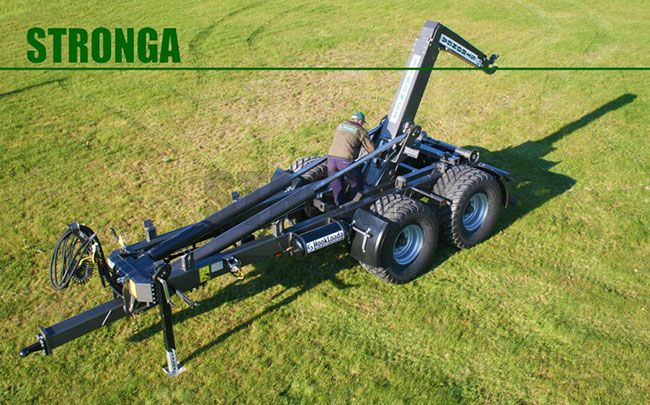 Agricultural Equipment Manufacturing Company - STRONGA LTD