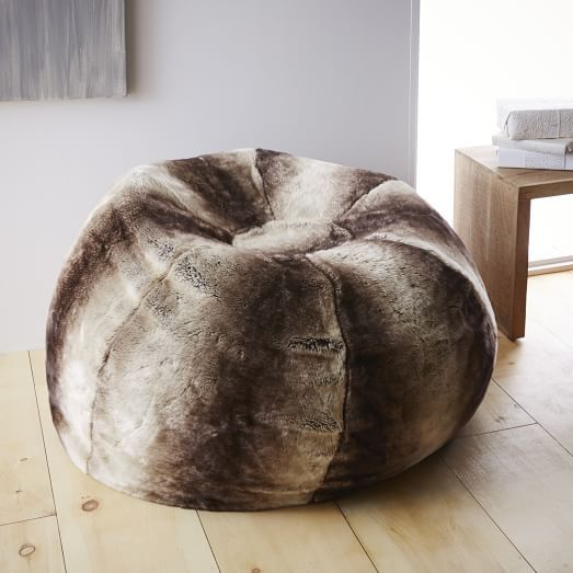 1000 Ideas About Fur Bean Bag On Pinterest Bean Bag