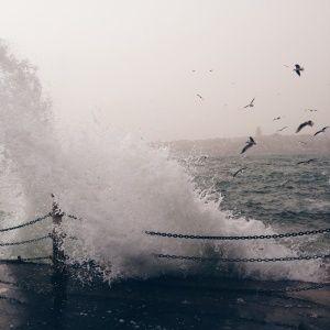 #soutwester #istanbul #wave   nazliuygur | VSCO Grid™