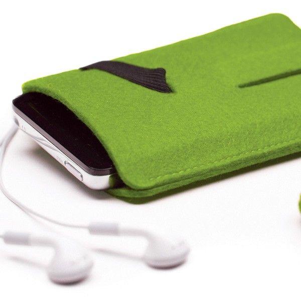dekoop - iPhone 4 und iPod Hülle BABUSCHKA aus Filz | € 8,90