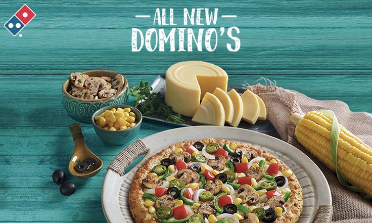Online Pizza Ordering with Dominos OLO, Order Pizza Online for Delivery - Menu Product
