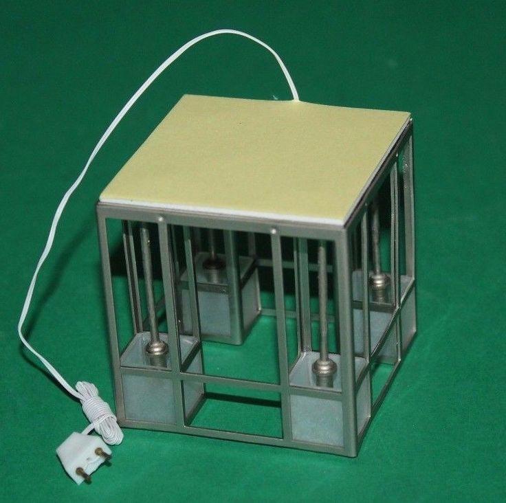 Dolls House Emporium Charles Rennie Mackintosh Cube Light | eBay
