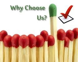Why You Should Choose Us