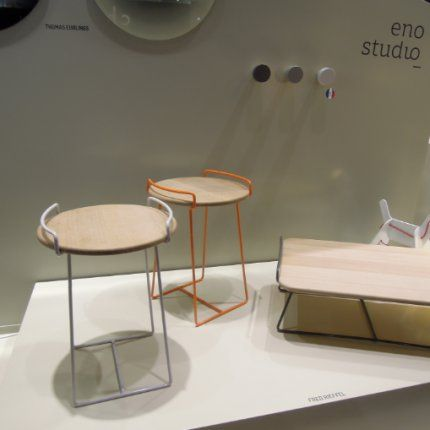 Table basse et guéridon Fil - Eno Studio