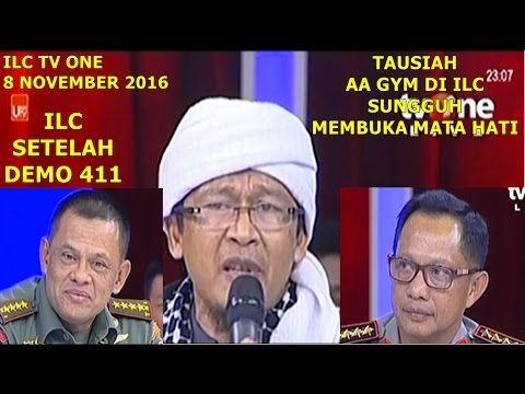 MERINDING TAUSIAH AA GYM DI ILC 411 - SEMUA MERENUNG DAN SEJUK