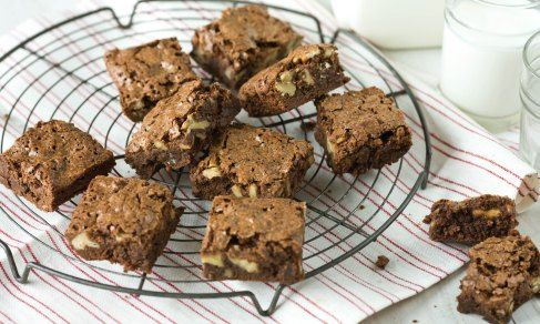 Katharine Hepburn's Brownies - we make these regularly at our house ...