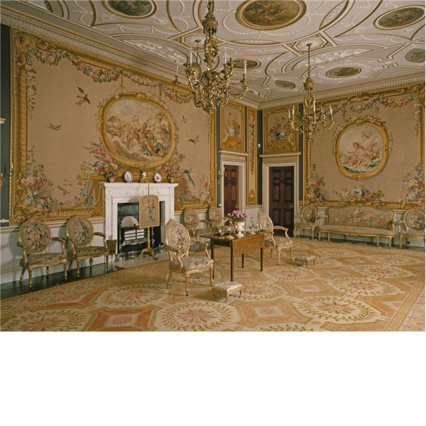 Newby Hall Manor House Interior Newby OR Hall OR Castle OR Interior    Google Search Part 60