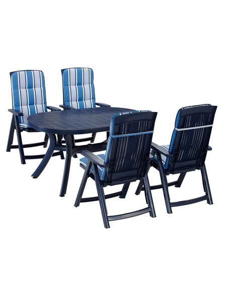 Gartenstühle kunststoff blau  Die besten 25+ Gartenmöbel kunststoff Ideen auf Pinterest