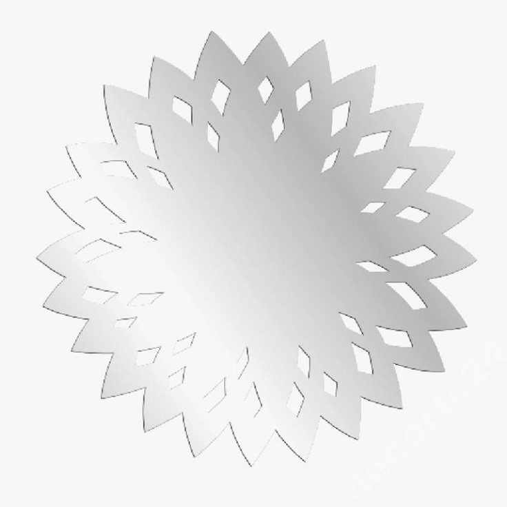 Dekor lustrzany Sol - DECORTIS