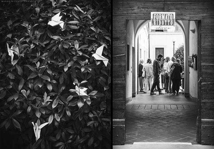Origami al Coworking ph: Marco Bicchielli