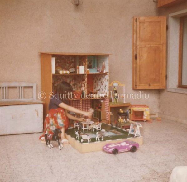 """La """"mia"""" casa della Barbie"""