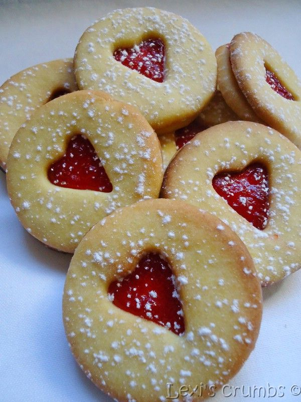 Jolly jammer biscuits www.lexiscrumbs.com