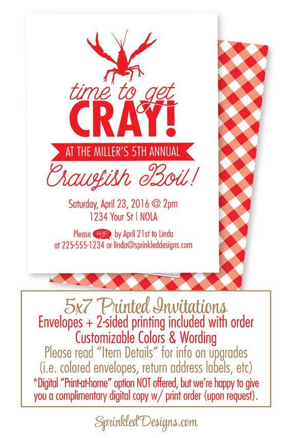 Best 25+ Crawfish party ideas on Pinterest   Shrimp boil party ...