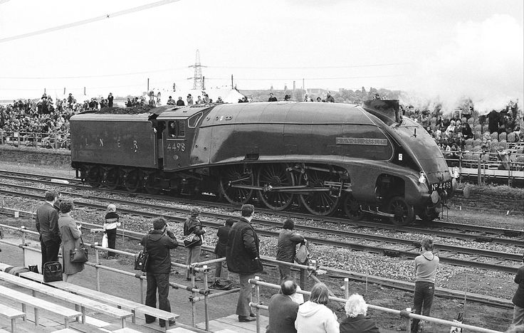 Spot the Difference - Gresley Pacifics by The-ARC-Minister on ...